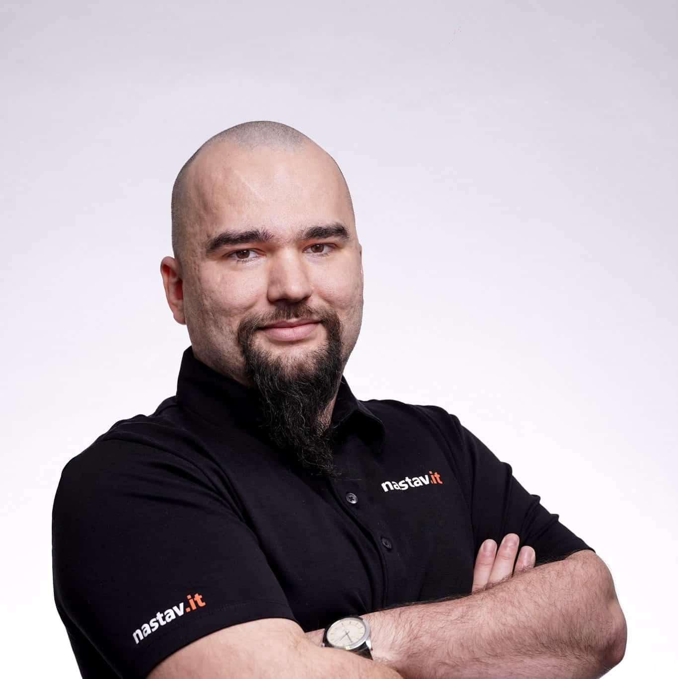 Miroslav Lengyel - vedoucí techniků
